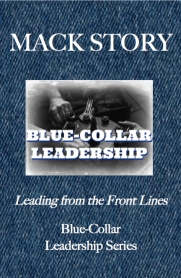 Blue Collar Leadership Cover picture